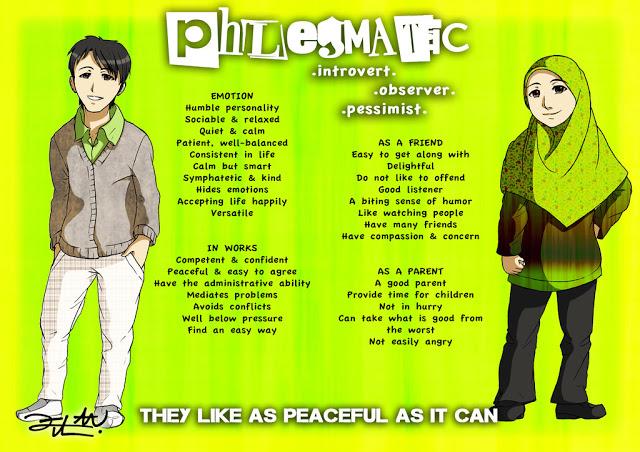 phlegmatic 1